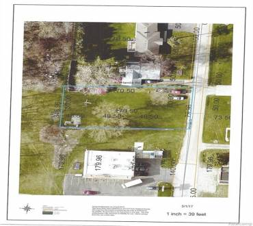 2934 MIDVALE, Rochester Hills, Michigan 48309, ,Vacant Land,For Sale,MIDVALE,219022582